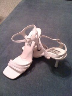 REDUCED!White sandales size 8
