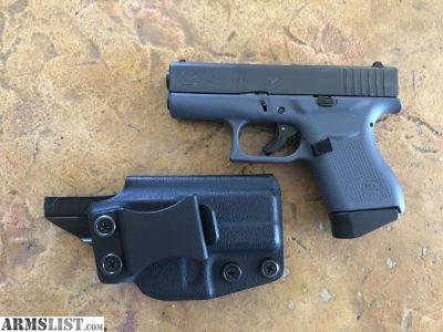 For Sale: Glock 43 Grey