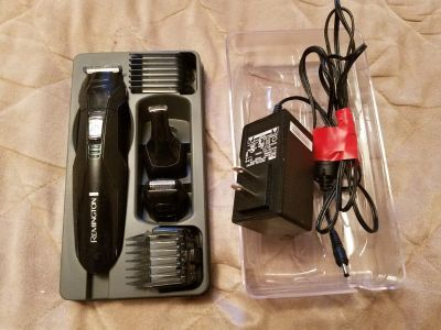 REMINGTON CORDLESS BEARD TRIMMERS