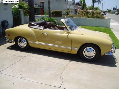 Looking for Ghia vert project