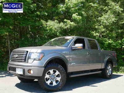 Used 2011 Ford F-150 4WD SuperCrew 157