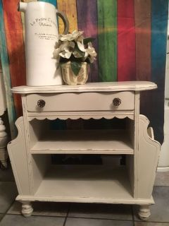 End table, Side table for smaller space can be coffee table