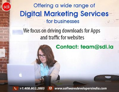 Hire SDI to Develop a Winning Digital Marketing Strategy