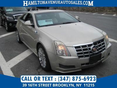 2013 Cadillac CTS 3.6L (Summer Gold Metallic)