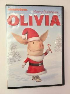 Merry Christmas Olivia! DVD Great Condition!