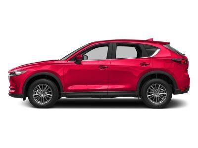 2018 Mazda CX-5 Touring AWD (Soul Red Crystal Metallic)