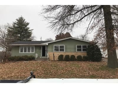 3 Bed 1 Bath Foreclosure Property in Springfield, IL 62703 - Radcliff Rd