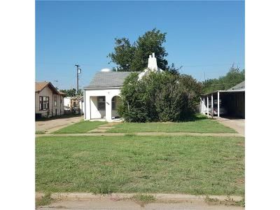 3 Bed 1 Bath Foreclosure Property in Altus, OK 73521 - N Lee St