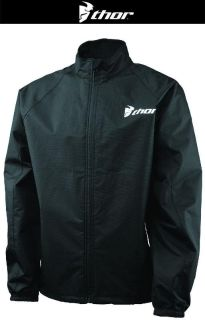 Buy Thor Pack Black Off-Road Dirt Bike Jacket MX ATV Dual Sport 2014 motorcycle in Ashton, Illinois, US, for US $54.95