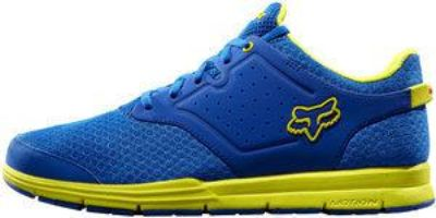 Sell Fox Racing Motion Select Mens Training Shoe Royal Blue/Yellow 10 motorcycle in Holland, Michigan, US, for US $68.97