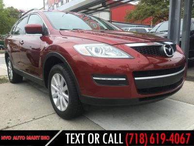 2009 Mazda CX-9 Grand Touring (Red)