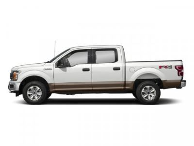 2018 Ford F-150 Lariat (Oxford White)
