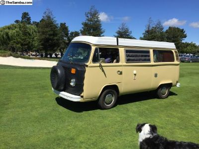1979 VW Westfalia Camper