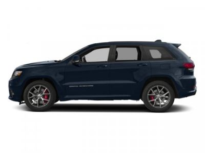 2017 Jeep Grand Cherokee SRT8 (True Blue Pearlcoat)