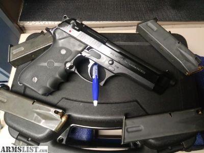 For Trade: Beretta 92 fs 92fs