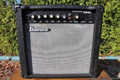 Ibanez GTA15R Electric Guitar Amplifier