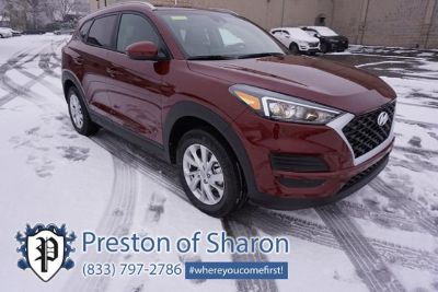 2019 Hyundai Tucson Value (Gemstone Red)