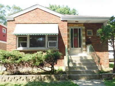 3 Bed 1 Bath Foreclosure Property in Evergreen Park, IL 60805 - S Albany Ave