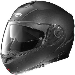 Sell Nolan N104 Modular Solid Motorcycle Helmet Black Graphite Small motorcycle in South Houston, Texas, US, for US $404.95