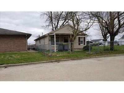 3 Bed 1 Bath Foreclosure Property in Seymour, IN 47274 - Highlawn Ave