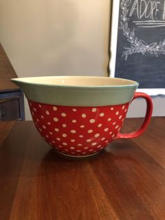 New Pioneer Woman Mixing Bowl