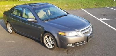 2008 Acura TL Base (Grey)