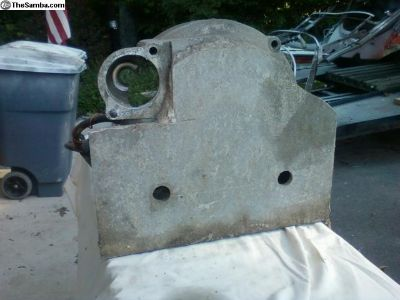 vw industrial engine mt heavy alumminum w/starter