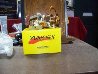 Yumoshi EF 9000 Fishing Reel