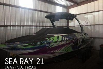 2013 Sea Ray 21
