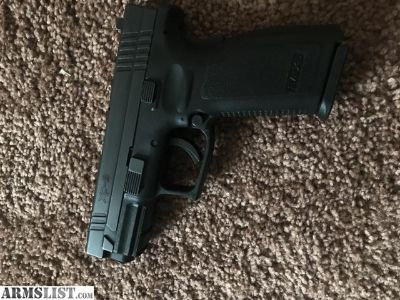 For Trade: springfield xd 9mm