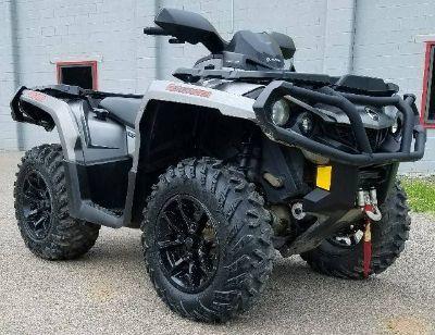 2017 Can-Am Outlander XT 1000R Utility ATVs Brilliant, OH