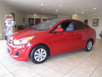 2015 Hyundai Accent 4dr Sdn Auto GLS (Red)
