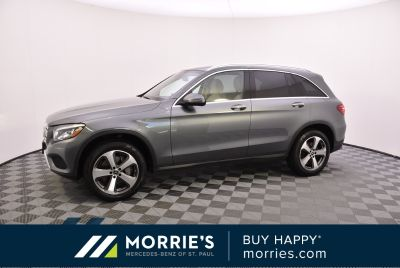 2018 Mercedes-Benz GLC (grey)