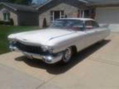 1960 Cadillac Eldorado Seville 390