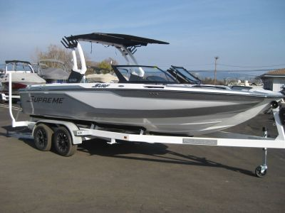 2018 Supreme S224 Ski and Wakeboard Boats Lakeport, CA