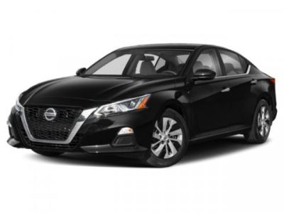 2019 Nissan Altima 2.5 SV (Super Black)