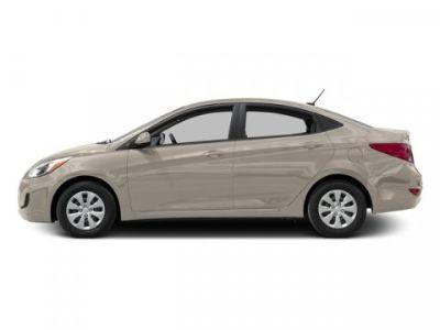 2017 Hyundai Accent GLS (Misty Beige Metallic)