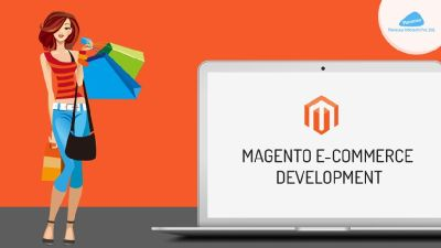 Custom Magento Ecommerce Development