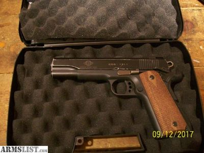 For Sale: German Sports Gun