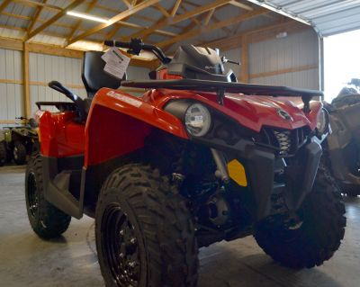 2018 Can-Am Outlander 570 Utility ATVs Grantville, PA