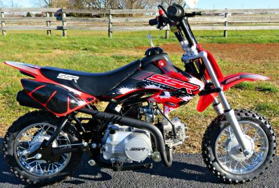 2017 SSR Motorsports SR70 Auto Competition/Off Road Motorcycles Marengo, IL