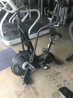Stairmaster Airfit Dual Action Exercise Bike RTR#7083511-02,03