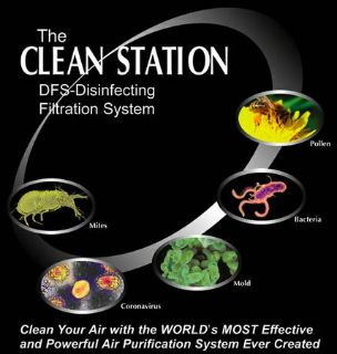 Clean Station Air Purification System