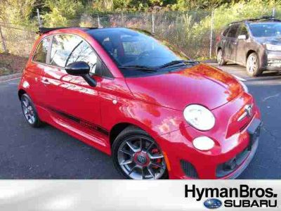 Used 2013 FIAT 500 2dr Conv