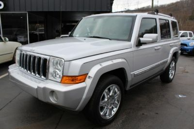 2010 Jeep Commander RWD 4dr Limited