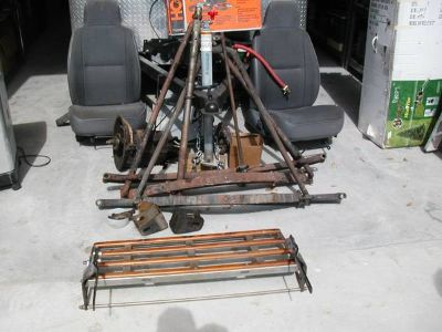 Model A Parts, Old Ford Parts, 99 BMW F650