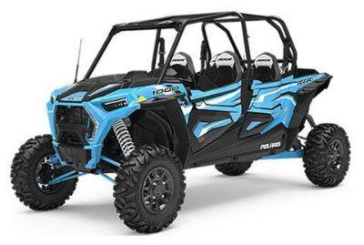 2019 Polaris RZR XP 4 1000 EPS Ride Command Edition Utility Sport Ontario, CA