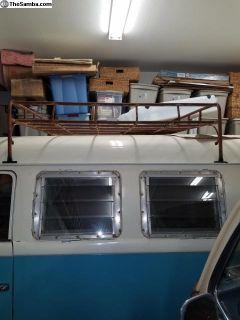 HWE Bus Half Roof Rack
