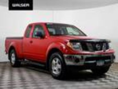 used 2008 Nissan Frontier for sale.
