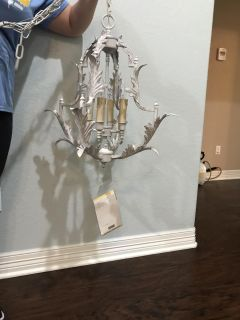 Farmhouse Chandelier from Star Furniture